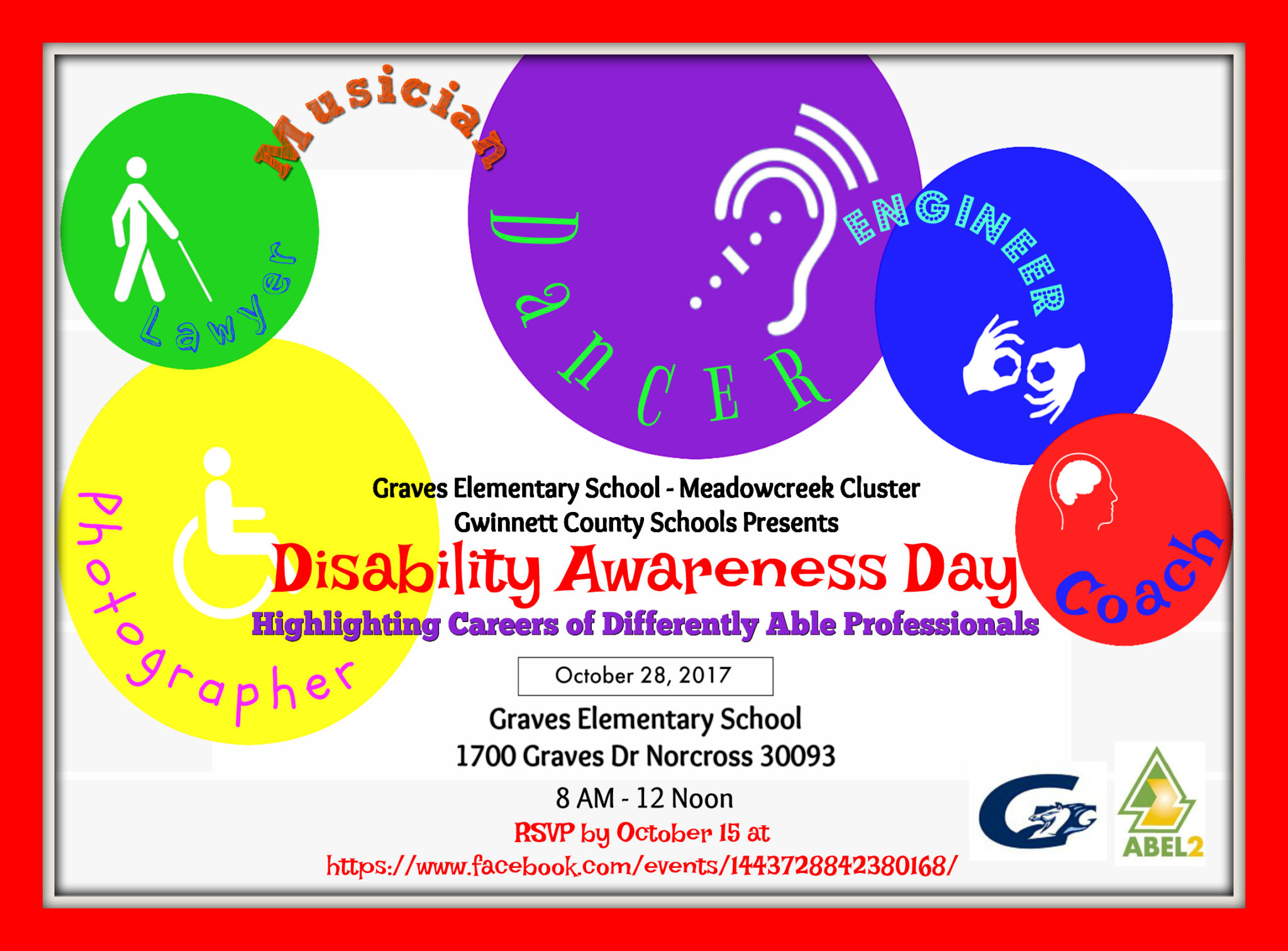 Past Event - Disability Awareness Day 2017