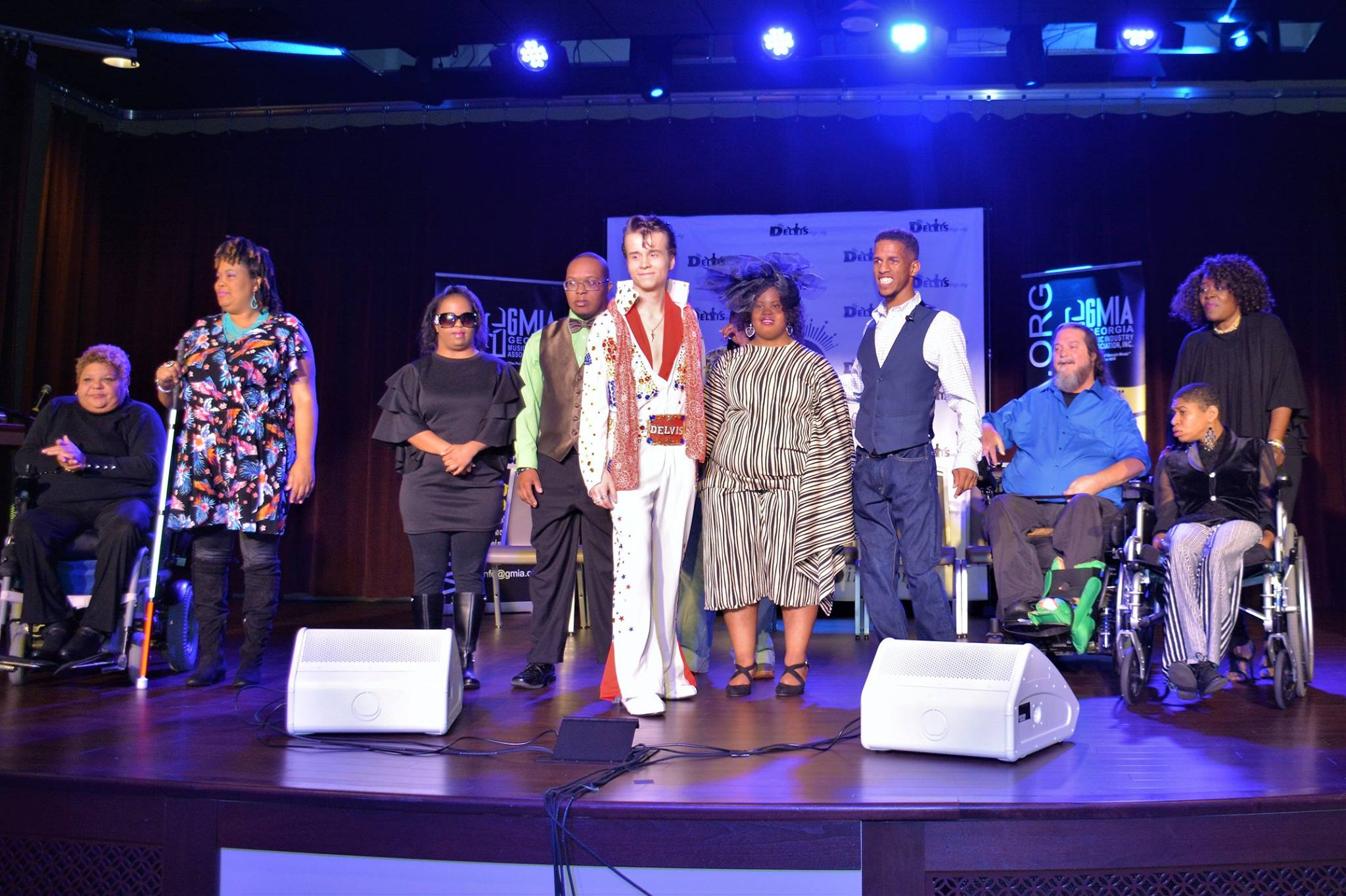Talented performing artists with disabilities showcased at the SHOWAbility Event